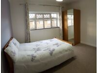 ****Big, Nice and clean double room to rent for single professional person****