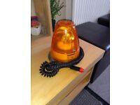 Amber Emergency Beacon 12v Magnetic