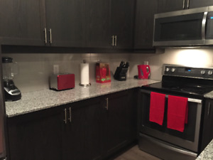 **Upscale Furnished Condo in the Heart of Vaughan**