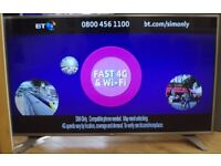 """49"""" LG SMART 4K ULTRA HD WIFI TV 4 MONTHS OLD CAN DELIVER"""