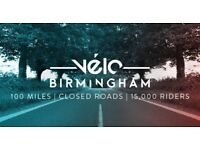 Vélo Birmingham 2017 Fast Track Entry