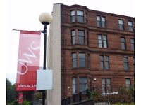 Luxury HMO to rent – Furnished 5 bedroom all en-suite flat virtually within UWS Paisley Campus