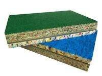 Defender 35mm Structural Acoustic flooring for Soundproofing Timber floors direct to joist