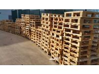 Constant supply of pallets for sale. Delivery available.