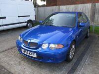 Hatchback (2001 - 2004) MK1 1.8 120 5dr