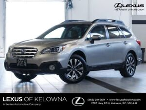 2015 Subaru Outback Limited with Technology and EyeSight