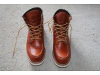 Redwing boots UK size 9.5