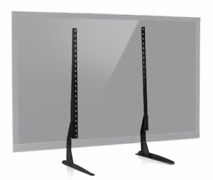 "New Universal SWIVEL TV STAND  Base Mount fits 37""-60""  to 35KG"