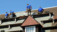 Laborer (Mostly Roofing)