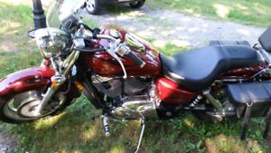 2002 shadow sabre 1100