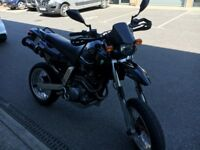 Supermoto 660cc Mz Baghira Black Panther (SOLD)