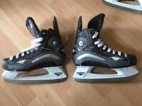 Mission Pure S100 ice hockey skates size 5