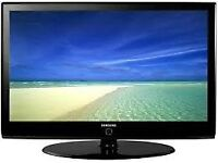 Samsung 32'' Widescreen TV - With Remote & Inbuilt Freeview