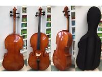 3/4 size Stringers 'Superior' cello