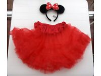 Minnie Mouse Clothes and Picture 4+