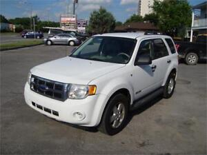 2008 Ford Escape 4x4 !