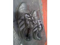 Adidas Traxion Ladies Golf Shoes 5 UK Black