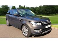 2017 Land Rover Range Rover Sport 2.0 SD4 HSE 5dr - Fix Panorami Automatic Diese