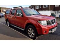 Nissan Navara Outlaw for sale, Great runner 73000 miles