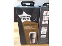 Tommee Tippee Perfect Prep Machine Filters x3