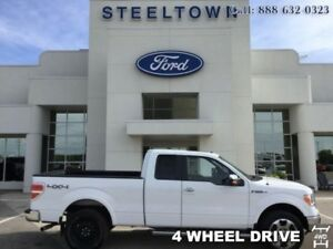 2010 Ford F-150 LARIAT S/CAB LEATHER/MOON