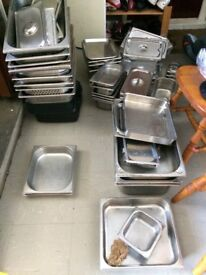 Catering try's for sale