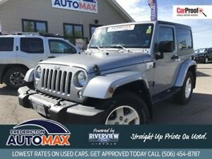2015 Jeep Wrangler Sport 4x4! Hard & Soft Top!