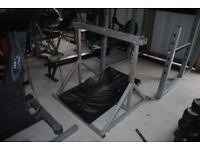 Heavy Duty Vertical Leg Press - Weights Gym