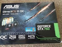 Asus geforce gtx 760 graphics card