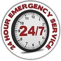 professional drain cleaning * 24/7 emergencies is our forte!