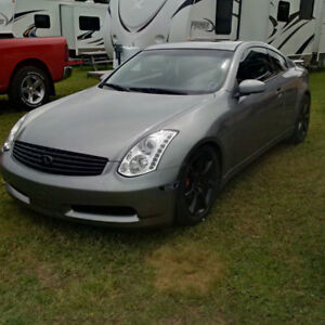 REDUCED!!  2003 INFINITI G35 COUPE