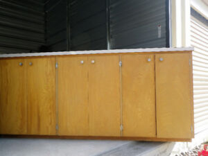 Solid Wood Credenza for office, dining room or living room.
