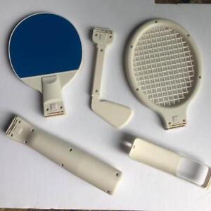 Wii Remote Attachments Sport Pack