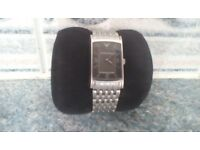 Genuine real Armani watch worn a few times excellent condition