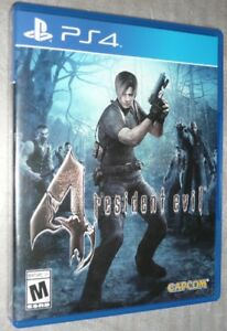 Resident Evil 4 (**FREE SHIPPING**)