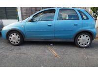 Vauxhall Corsa 1.2 Petrol ( Spares or Repairs )