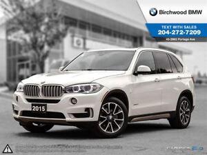 2015 BMW X5 Xdrive35i Local Car!