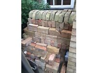 Cambridge White/Warboys Hand Made Bricks x 800 + at £1/brick