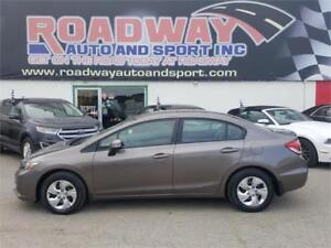 2013 Honda Civic LX PST PAID