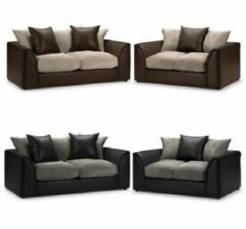 BRAND NEW⌚️❤️📲 BYRON LARGE CORNER SOFA OR CORNER SOFA BED ON SPECIAL OFFER EXPRESS DELIVERY❤️