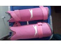 Hockey shin pads-brand new