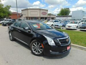 2016 Cadillac XTS BLACK ON BLACK