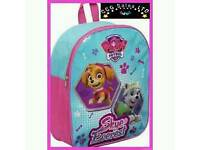 Official Paw Patrol Girls Backpack