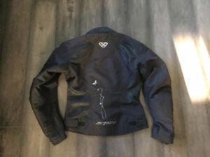Manteau de moto Ixon pour femme Small