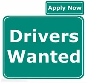 Takeaway Delivery drivers required