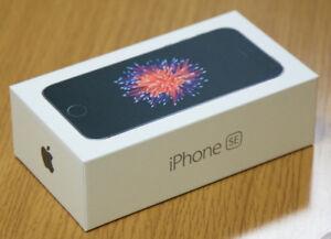 ***iPhone **5-SE ~ 64GB *UNLOCKED *MINT *N BOX *WRNTY ->10/2017!