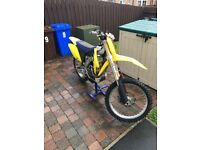 RMZ 250 !PRICE DROP! £2000 NO OFFERS! ( kxf yzf crf sxf ktm yz cr kx rm sx )