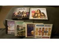 6 Assorted CDs