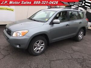2008 Toyota RAV4 Automatic, Power Group, 4WD