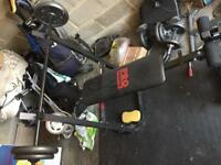 York pro power weight lift bench
